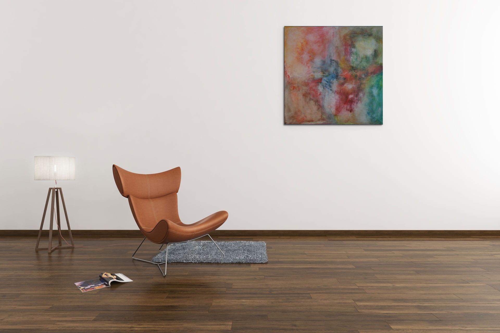 Abstrakt konst